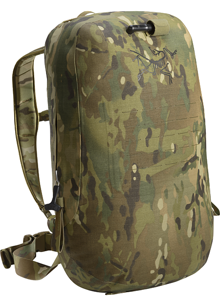 DryPack 25 Minimalist single compartment waterproof DryPack.