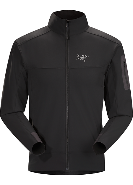 Epsilon LT Jacket Men's Moderate warmth mid layer jacket with good air permeability and the durable woven face of a softshell. Epsilon Series: Abrasion resistant mid layer fleece | LT: Lightweight.