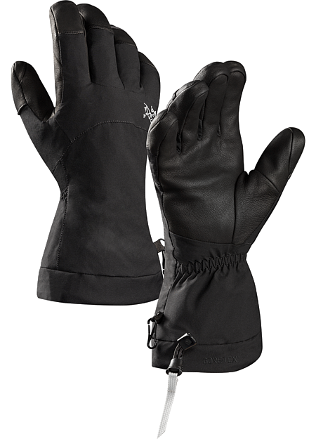 Fission Glove Versatile, durable skiing, snowboarding and winter sport gloves with Primaloft® insulation, GORE-TEX® protection, and leather reinforcements on the palm and fingers.