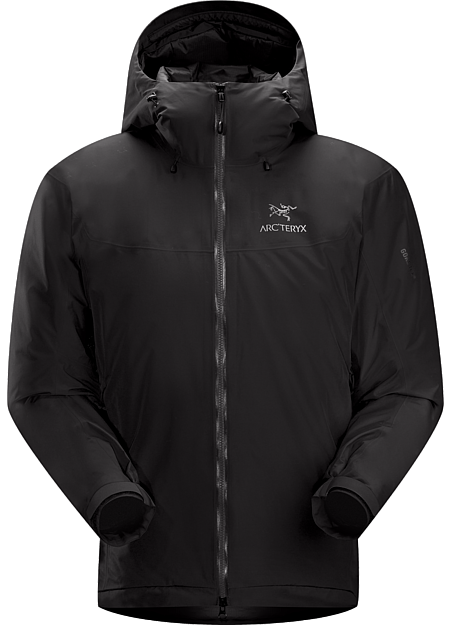 Fission SL Jacket Men's The lightest weight, fully waterproof, fully insulated jacket uses waterproof/breathable GORE-TEX® and Arc'teryx exclusive Thermatek™ insulation. Fission Series: Insulated weatherproof outerwear | SL: Superlight.