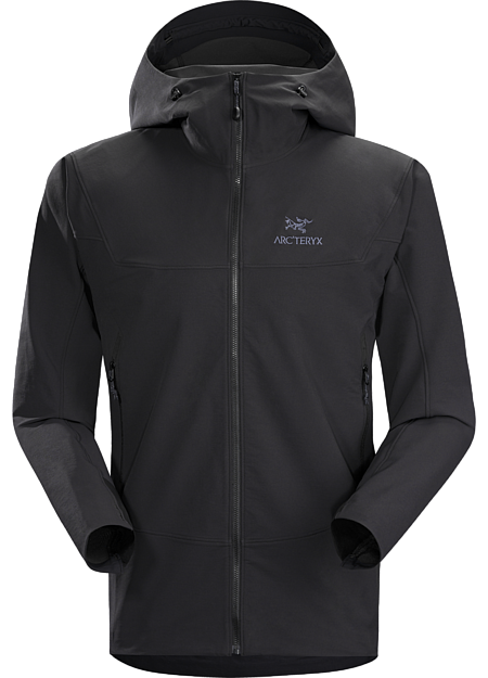 Gamma LT Hoody Men's Lightweight, hardwearing, exceptionally versatile softshell delivering wind and weather protection, air permeable comfort and freedom of movement. Gamma Series: Softshell outerwear with stretch | LT: Lightweight.