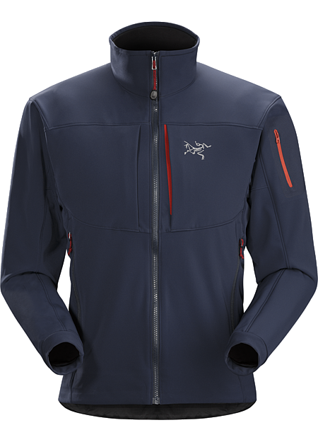 Gamma MX Jacket Men's Breathable, articulated soft shell jacket; ideal for alpine climbing and backcountry activities. Gamma Series: Softshell outerwear with stretch | MX: Mixed Weather.
