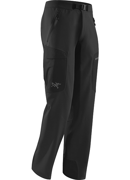 Gamma MX Pant Men's Lightly insulated, breathable soft shell pant with DWR durable water repellent treatment to resist light moisture; ideal for alpine and expedition climbing. Gamma Series: Softshell outerwear with stretch | MX: Mixed Weather.