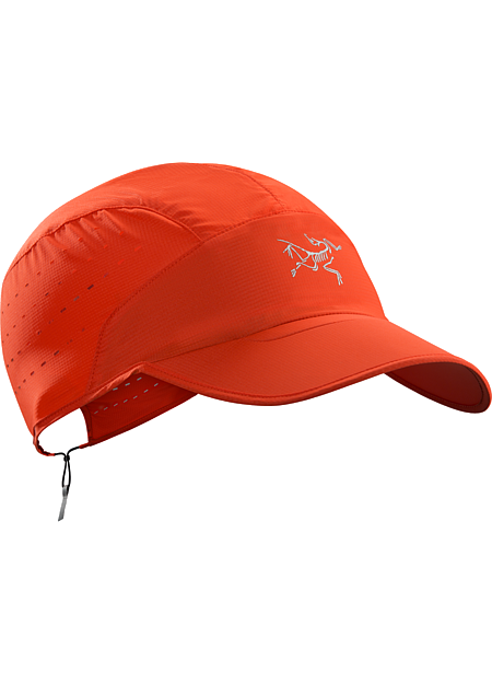 Incendo Hat Ultra lightweight, ventilated, wind and water resistant nylon cap for running and high output activities.