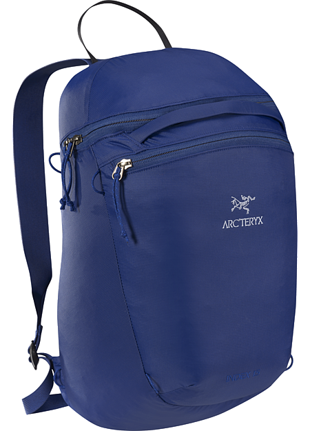 Index 15 Backpack Compact, versatile, ultralight pack designed for daily life, travel and quick day hikes.