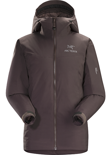 Kappa Hoody Women's Coreloft™ insulated hoody with windproof, water-resistant GORE® THERMIUM™ shell. Kappa Series: Insulated windproof outerwear.