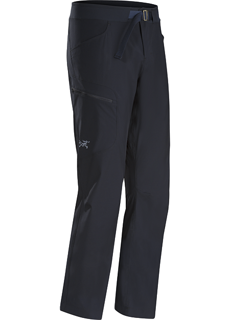 Lefroy Pant Men's Lightweight, quick drying, durable hiking pants with excellent stretch and air permeable comfort.