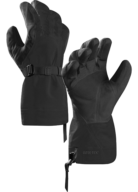 Lithic Glove Men's Insulated, highly durable, hydrophobic GORE-TEX® backcountry ski and snowboard glove with exceptional grip and dexterity.
