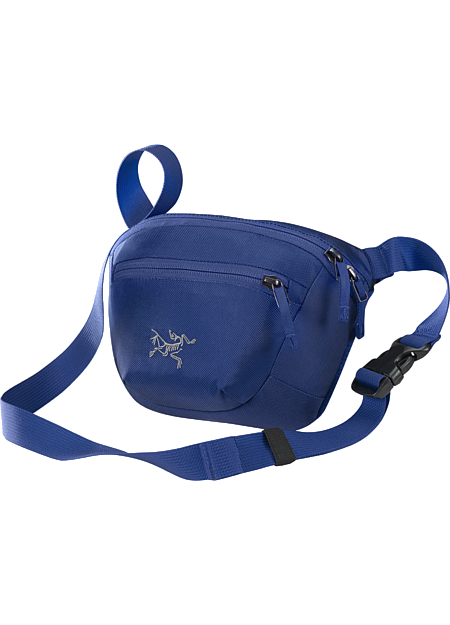 Maka 1 Waistpack Smart organization in a small bag that can be worn around the waist or over the shoulder.