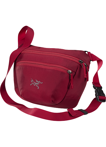 Maka 2 Waistpack Versatile waistpack with multiple carry options holds and organizes small necessities for quick trips and travel.