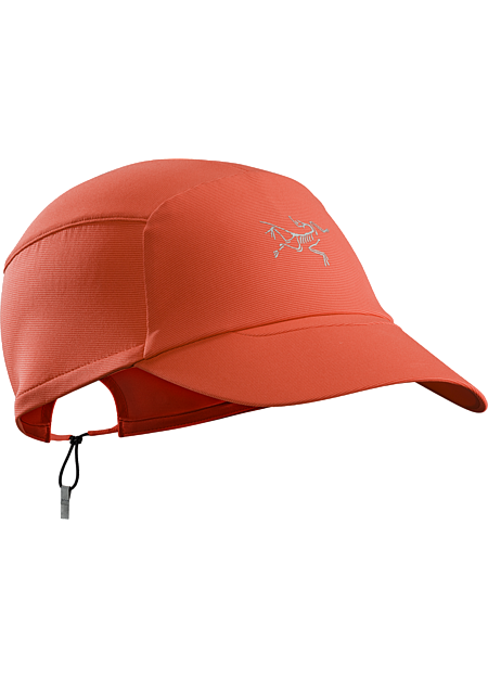 Motus Hat Ultralight, packable Phasic™ SL cap for moisture management and sun protection during high output activities on hot days.