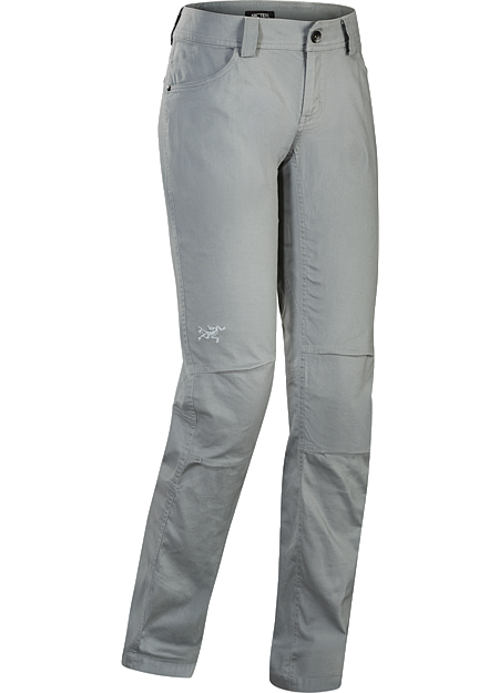 Murrin Pant Women's Trim fitting women's cotton canvas pant with stretch and casual style. Revised fit for the Fall 2016 season.