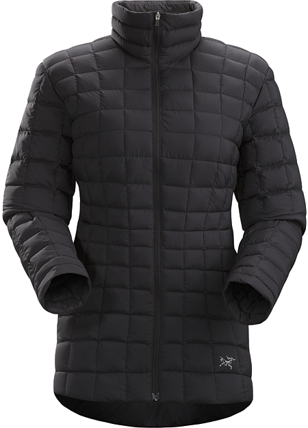 Narin Jacket Women's Light, casual down jacket for warmth around town.