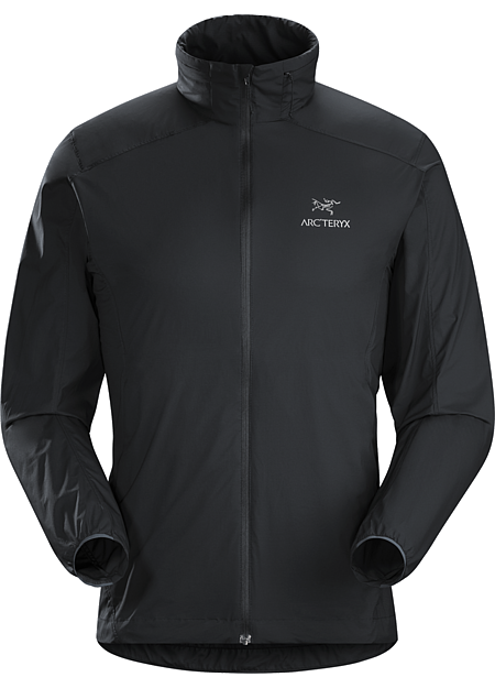 Nodin Jacket Men's Ultralight, easily packed hooded wind protection for backcountry travel.