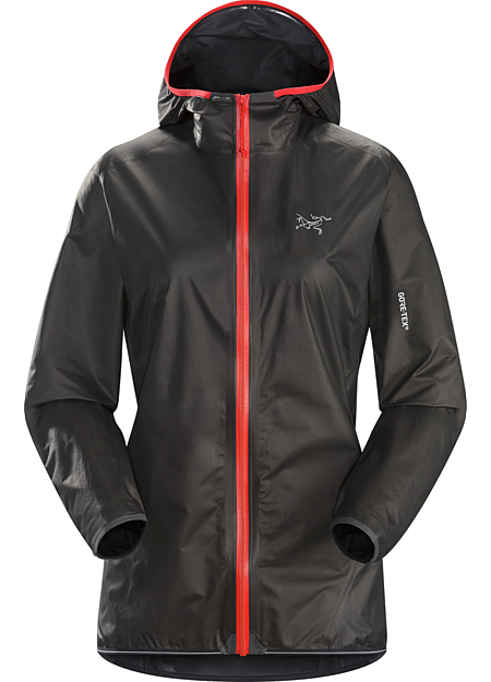 Norvan SL Hoody Women's Ultra minimalist, lightest, most compact hooded GORE-TEX® product available.