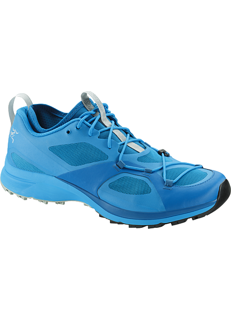 Norvan VT Shoe Men's Performance trail running shoe with enhanced climbing and scrambling abilities.