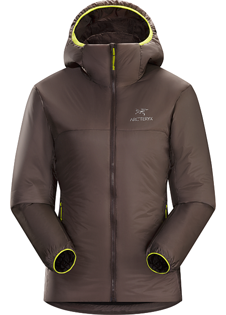 Nuclei FL Jacket Women's Trim fitting, compact, lightweight Coreloft™ synthetic insulated belay jacket with a high warmth to weight ratio, women's specific design, and a light, strong, compressible Arato™ nylon shell.