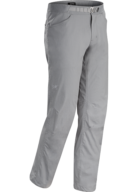 Pemberton Pant Men's Lightweight, durable climbing pant with versatile crossover style.
