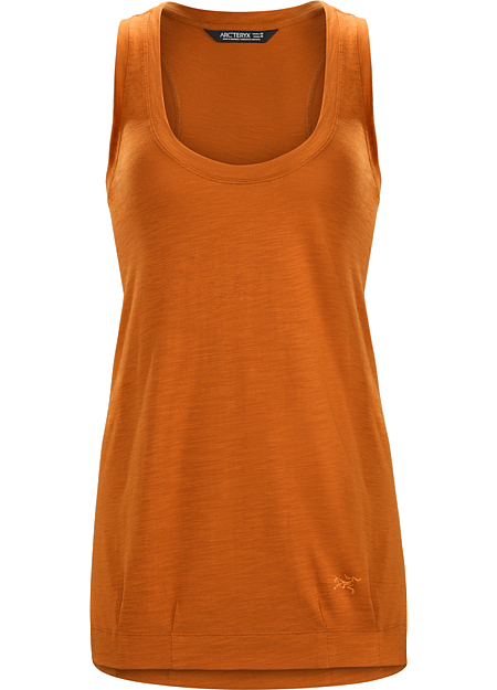 Pembina Tank Women's Light, comfortable, versatile tank top for casual wear on its own or as layering piece.