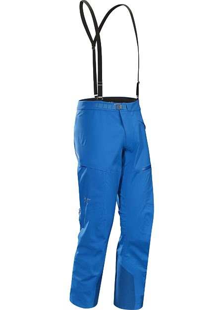 Procline AR Pant Men's Technical, rugged WINDSTOPPER® ski alpinist pant delivers breathable weather protection throughout a range of conditions.