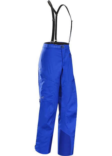 Procline AR Pant Women's Women's WINDSTOPPER® ski alpinist pant delivers hardwearing, breathable weather protection throughout a range of conditions. Revised fit for the Fall 2016 season.