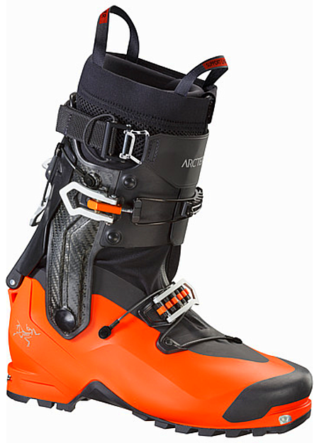 Procline Carbon Support Boot The first ski alpinism boot with revolutionary 360° rotating cuff for unmatched climbing and ski performance.