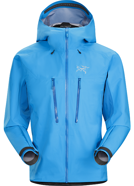 Procline Comp Jacket Men's Composite Mapping Technology combines zonal weather protection with softshell's stretch and breathability in a unique jacket developed specifically for ski alpinism.