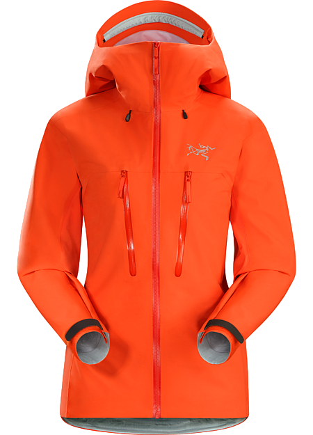 Procline Comp Jacket Women's Composite Mapping Technology combines zonal weather protection with softshell's stretch and breathability in a unique women's jacket developed specifically for ski alpinism.