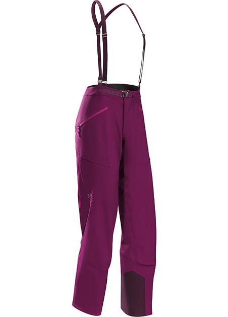 Procline FL Pant Women's Women's trim fit ski alpinist's softshell pant providing performance stretch, freedom of movement, snow protection and thermal management during high output technical climbs and challenging ski descents. Revised fit for the Fall 2016 season.