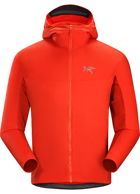 Procline Hybrid Hoody Men's Ski alpinist's hybrid fleece hoody that delivers thermal management and freedom of movement during high output technical ascents.