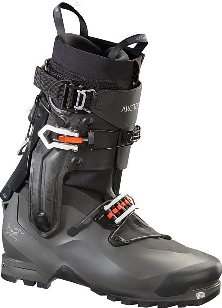 Procline Lite Boot Men's The first ski alpinism boot with revolutionary 360° rotating cuff for unmatched climbing and ski performance.