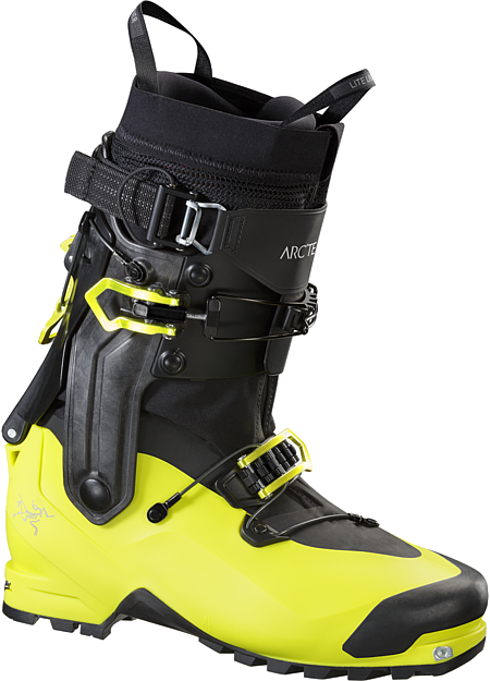 Procline Lite Boot Women's The first ski alpinism boot with revolutionary 360° rotating cuff for unmatched climbing and ski performance.