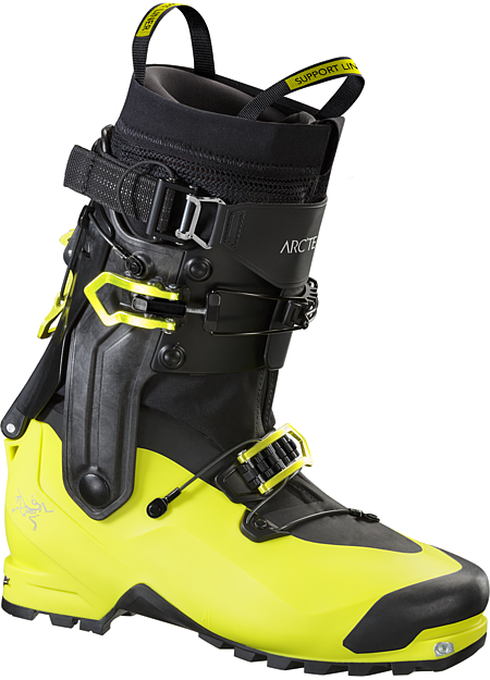 Procline Support Boot Women's The first ski alpinism boot with revolutionary 360° rotating cuff for unmatched climbing and ski performance.