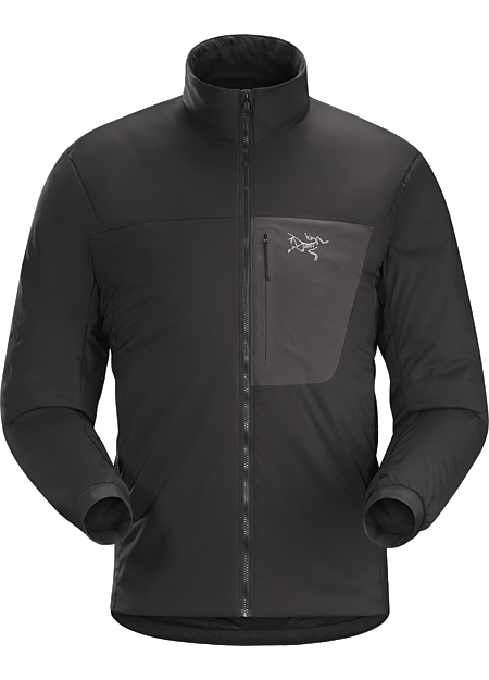 Proton LT Jacket Men's Midweight air-permeable insulation that self-regulates to prevent overheating . | LT: Lightweight.