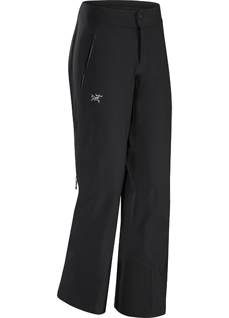 Ravenna Pant Women's Dynamic stretch and GORE-TEX® protection in a trim-fitting women's ski pant.