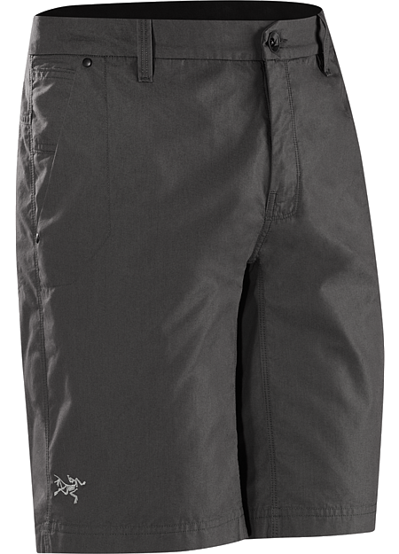 Renegade Short Men's Durable, casually styled,  regular fit lightweight canvas shorts designed for travel and everyday wear.