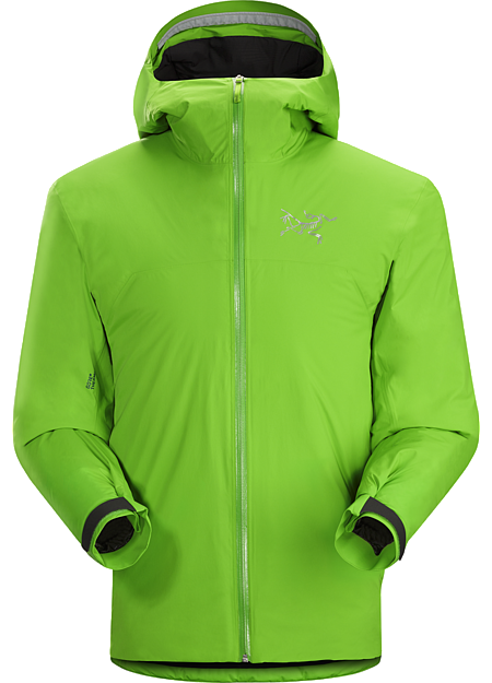 Rethel Jacket Men's Lightly insulated GORE® THERMIUM™ jacket for freeride skiing and boarding.