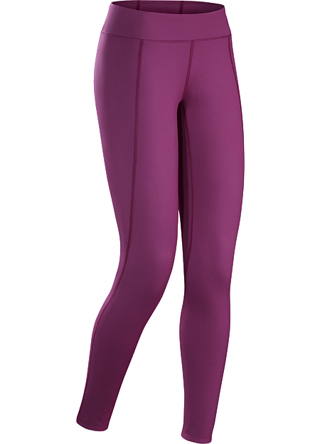 Rho LT Bottom Women's Torrent™ baselayer for lower output activities in cool to cold temperatures.