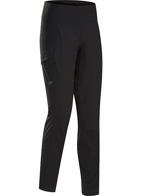 Sabria Pant Women's Technical hiking pant with performance stretch and a streamlined trim fit.