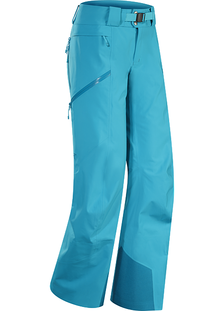 Sentinel Pant Women's Women's GORE-TEX® big mountain ski and snowboard pants with a warm flannel liner, exceptional freedom of movement, and performance fit.