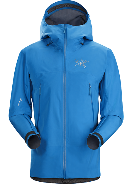 Sphene Jacket Men's Light and packable GORE-TEX® Pro jacket for backcountry ski and snowboard tours.
