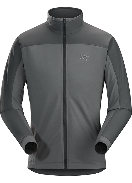 Stradium Jacket Men's Lightweight, comfortable, highly versatile jacket designed for cold weather training and post workout cool downs.
