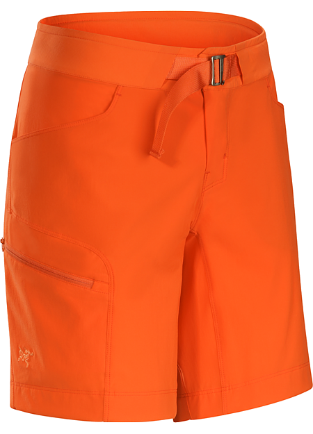 Sylvite Short Women's Lightweight, versatile quick drying warm weather hiking short with excellent stretch and air permeability.