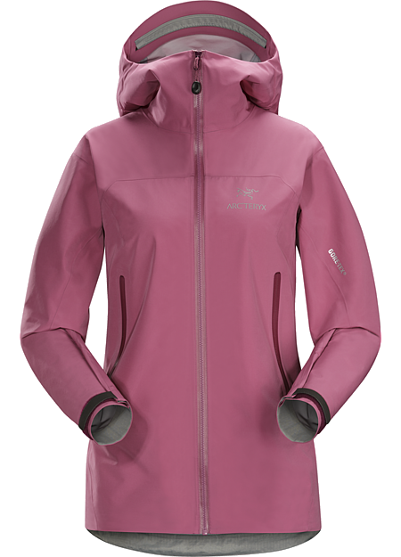Zeta LT Jacket Women's Lightweight, packable, versatile women's shell for trekking and hiking features the comfortable waterproof breathable protection of GORE-TEX® fabric with GORE® C-KNIT™ backer technology.