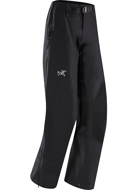 Zeta LT Pant Women's Lightweight, highly versatile pant for trekking and hiking features the comfortable waterproof breathable protection of GORE-TEX® fabric with GORE® C-KNIT™ backer technology.