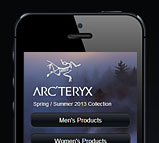 Arc'teryx Mobile