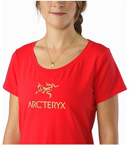 Arc 39 word t shirt womens arc 39 teryx for Arcteryx arc word t shirt