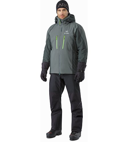 フィション SV ジャケット メンズ 防水断熱機能を備えたジャケットで、より手ざわりが柔らかくなった機能強化 GORE-TEX® 生地と、Coreloft™ 断熱素材を使用しています。製品中で最も温かく、完全防水で、シンセティック断熱を使用した、全山岳対応型ジャケットです。Fission シリーズ:保温にすぐれた全天候向けアウターウェア | SV:過酷な天候。
