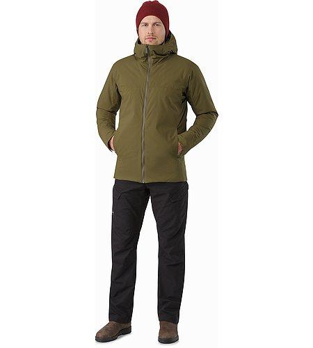 コダ ジャケット メンズ Coreloft™ がインシュレートした GORE® THERMIUM™ ジャケットを、都会の日常に。