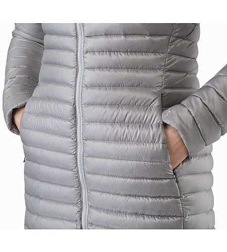 Nuri Coat Womens Arc Teryx